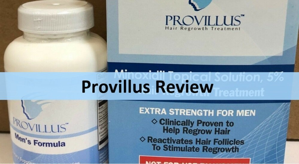 Reviewing provillus