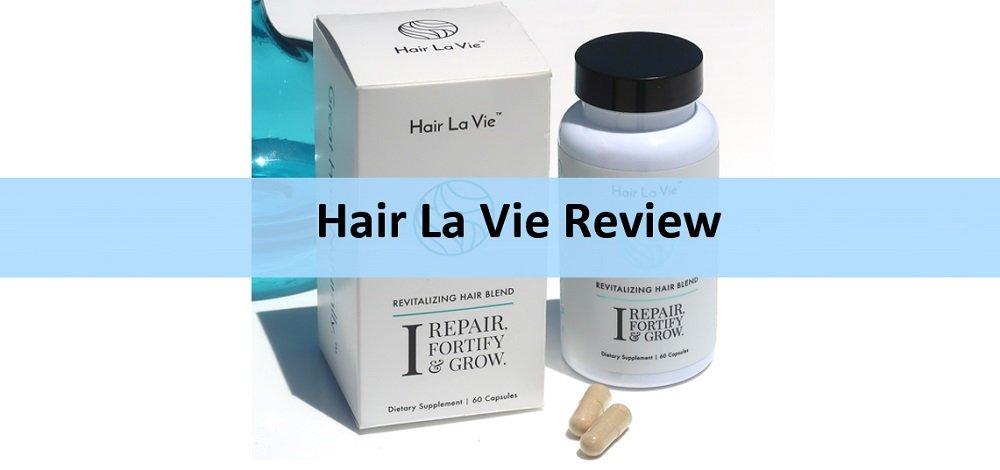 Hair La Vie Supplement Review