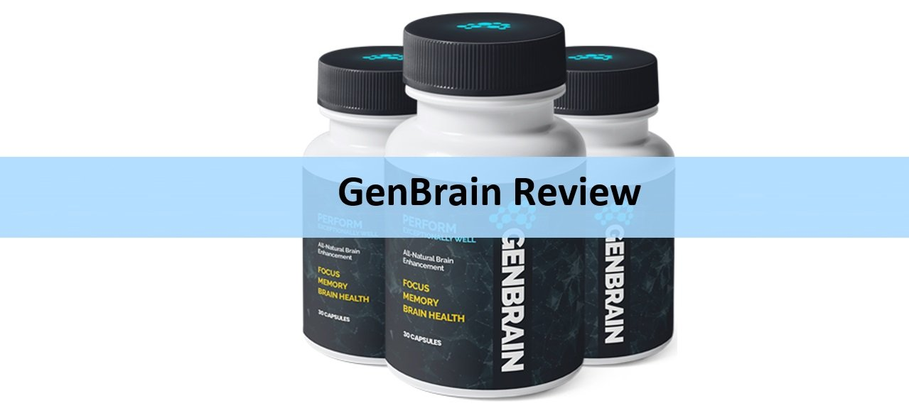 Reviewing GenBrain Brain Supplement