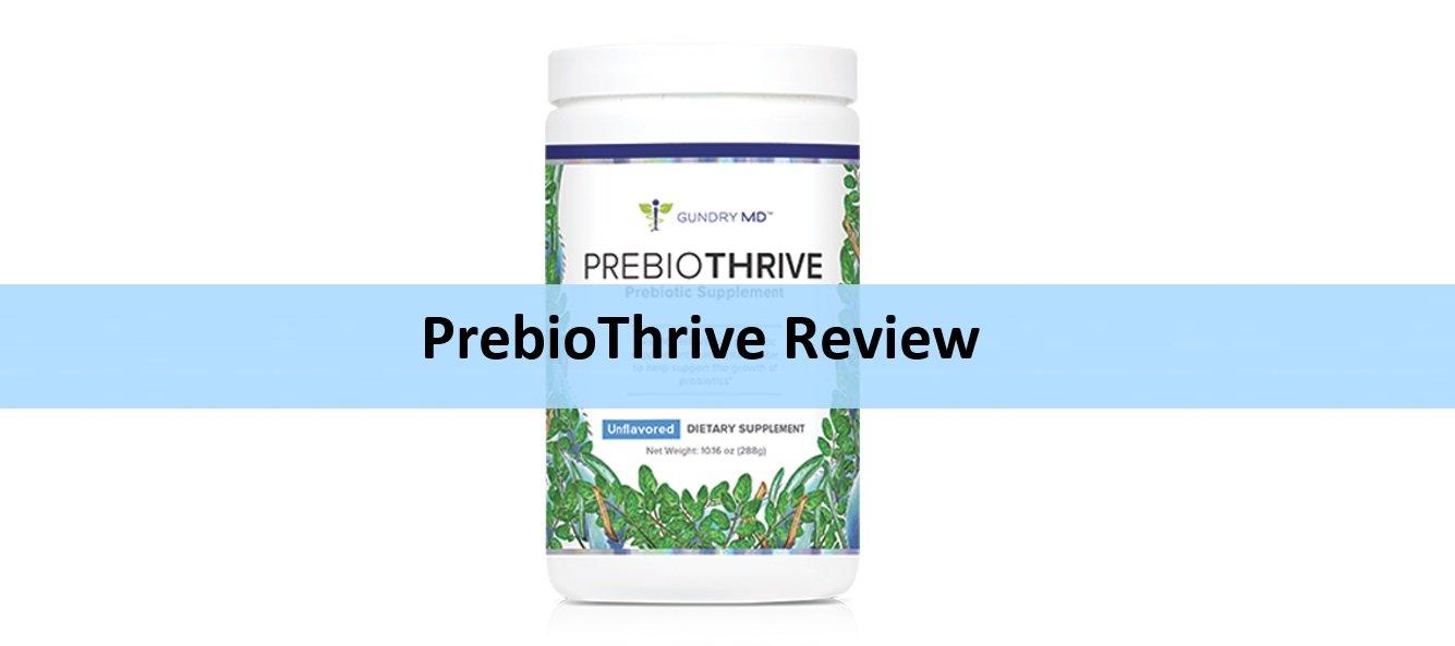 PrebioThrve Main Review