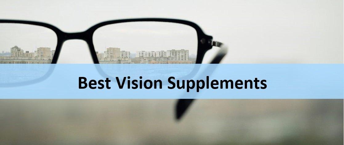 Best Vision Supplements
