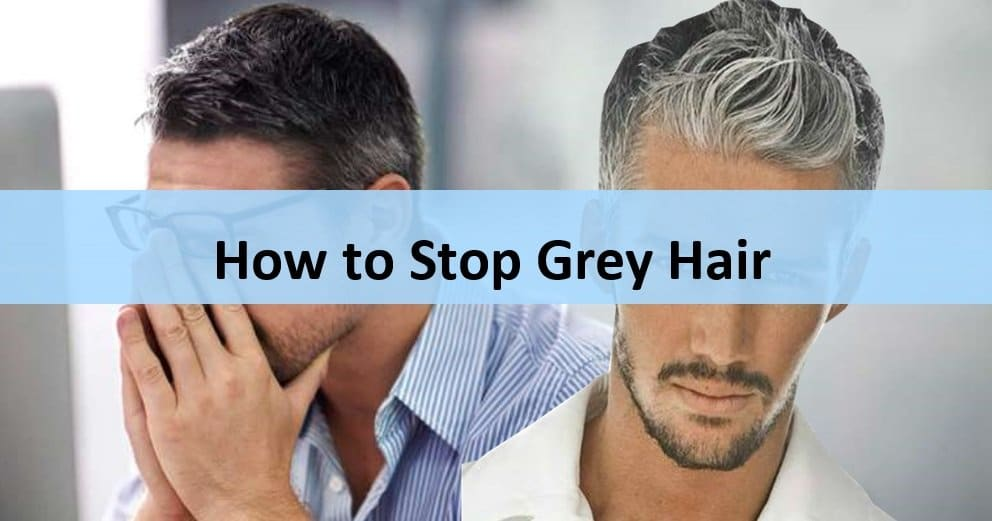 Stop Grey Hair