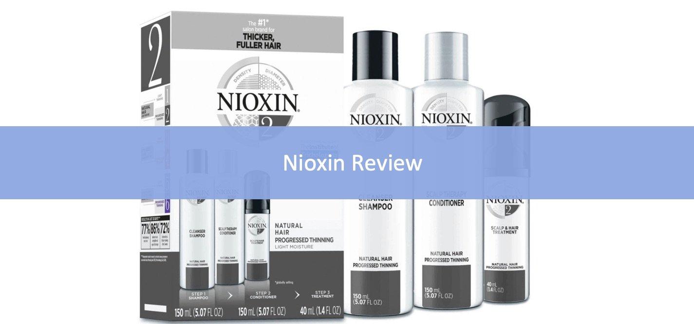 Nioxin Review copy