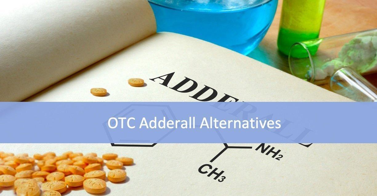 OTC Adderall alternatives