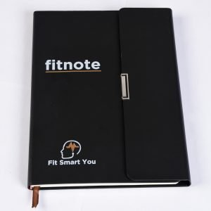 FitNote executive notebook journal productivity planner